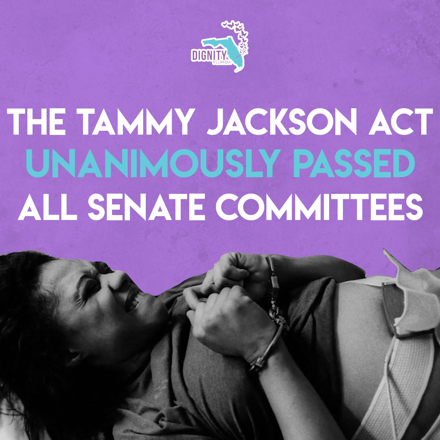 BREAKING: 'Tammy Jackson Act' Unanimously Passes its Final Senate Committee