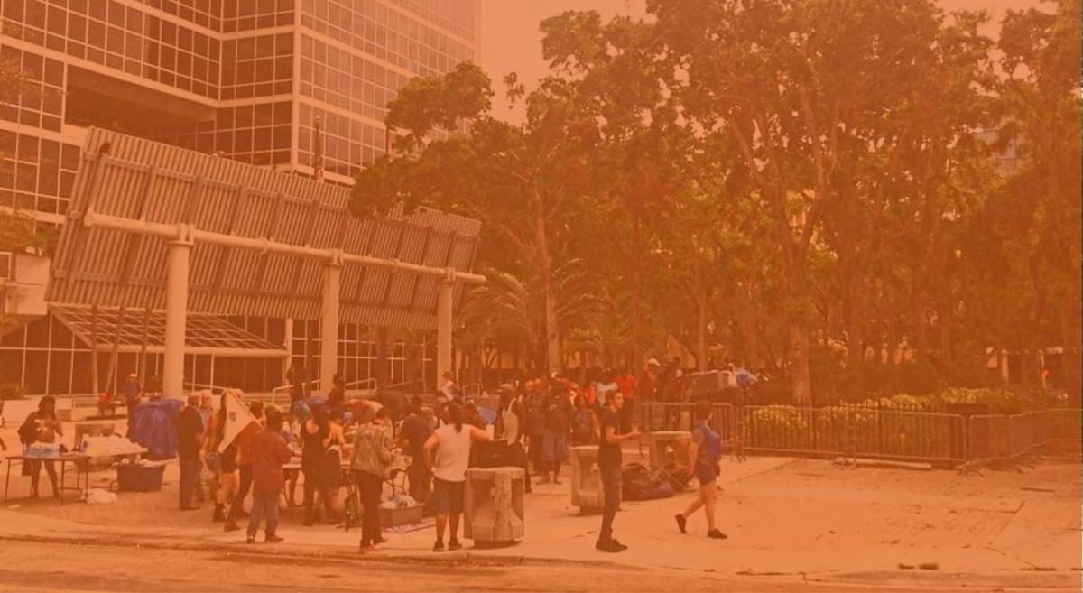 Broward Residents Oppose Fort Lauderdale's Plans to Prohibit Homeless Encampments
