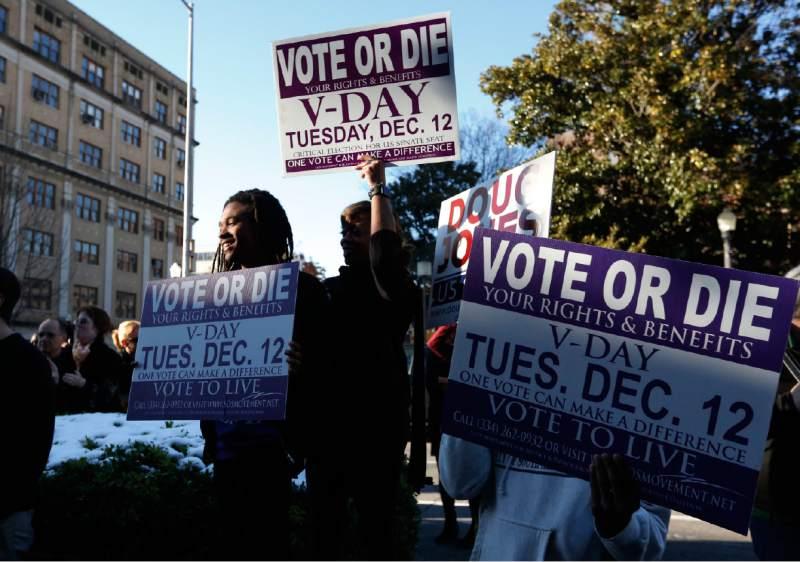 NewFM Joins Lawsuit Seeking to Extend Voter Registration