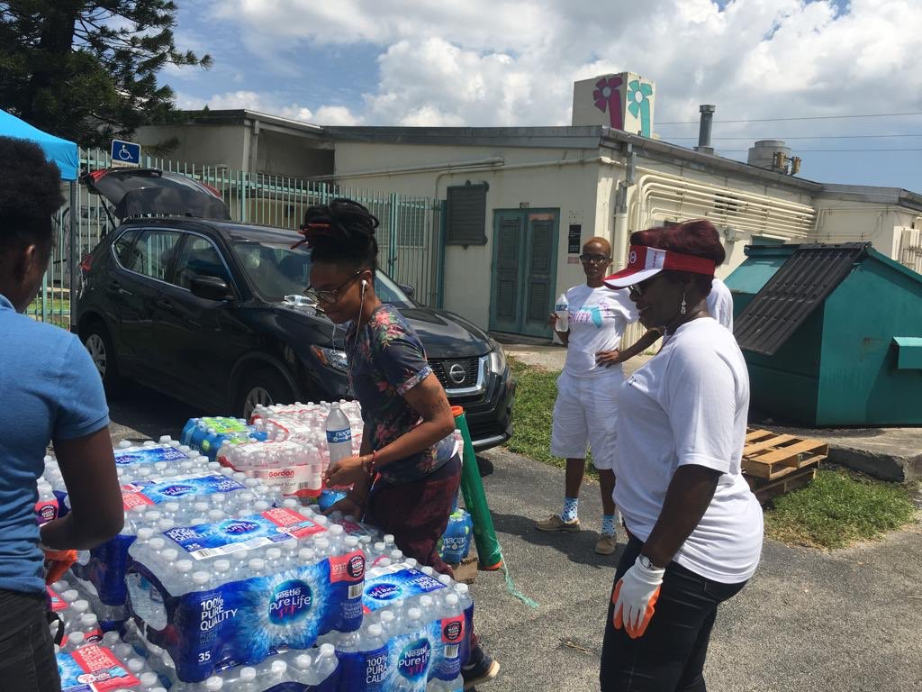 Community Organizations Ready to Respond After Hurricane Dorian