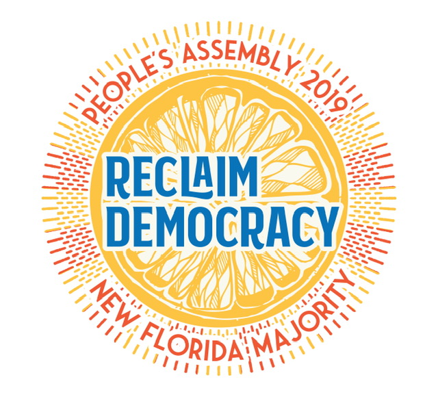 New Florida Majority to host Statewide People's Assembly and Endorse Presidential Candidate for 2020
