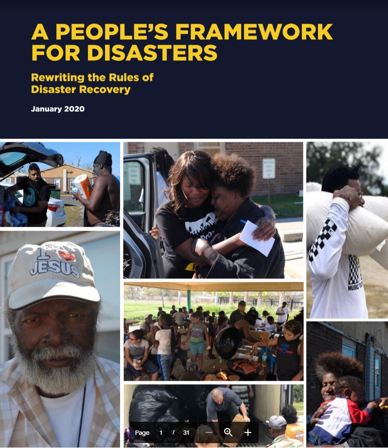 NEW REPORT: Policy Recommendations for Post-Climate Disaster Recovery in Florida